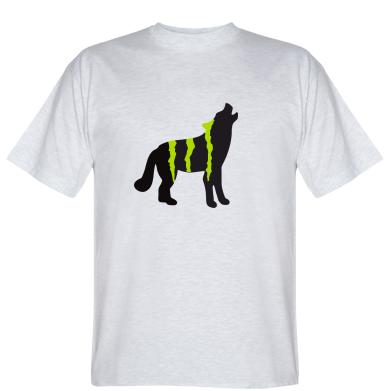 Футболка Monster Energy Wolf
