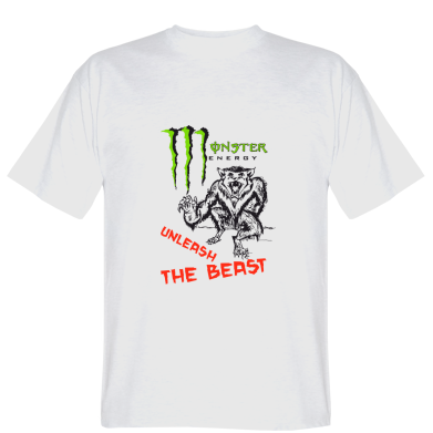 Футболка Monster Inleash The Best