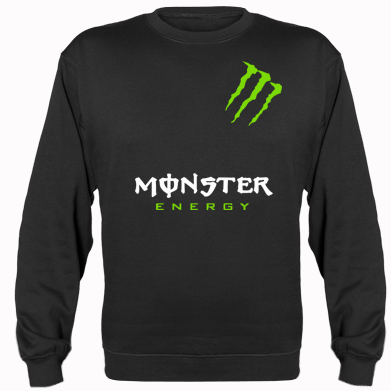 Реглан Monster на плечі
