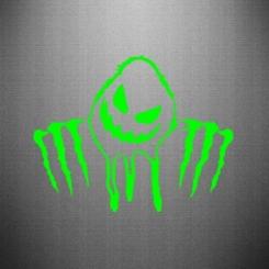 Наклейка Monster Приведення