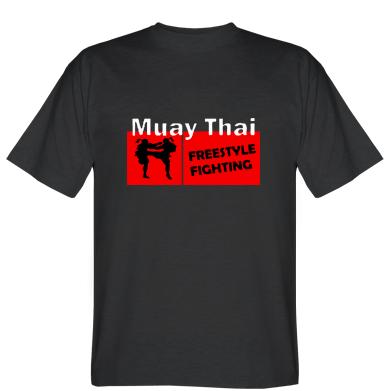 Футболка Muay Thai Freestyle
