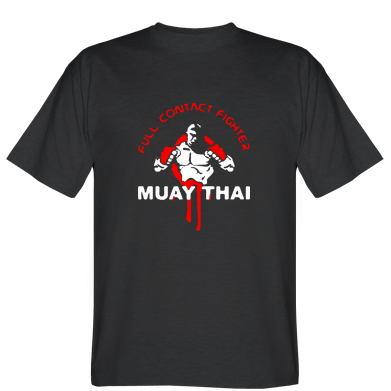 Футболка Muay Thai Full Contact