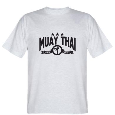Футболка Muay Thai Hard Body