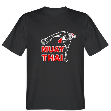 Футболка Muay Thai Hight kick