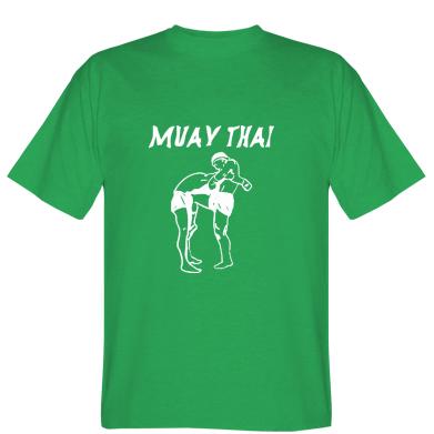 Футболка Muay Thai Спаринг