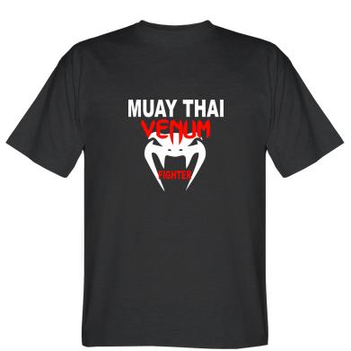 Футболка Muay Thai Venum Боєць