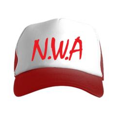 Кепка-тракер N.W.A Logo