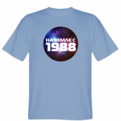 Футболка На землі з 1988