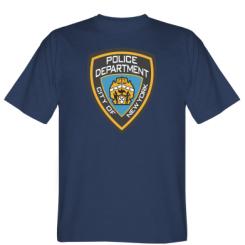 Футболка New York Police Department