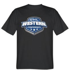 Футболка NHL Western Conference