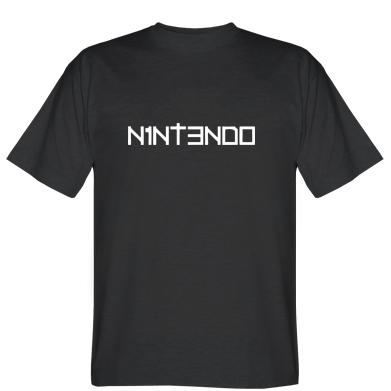 Футболка Nintendo