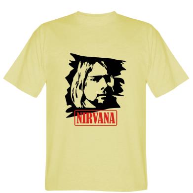 Футболка Nirvana Kurt Cobian