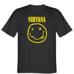 Футболка Nirvana (Нірвана)