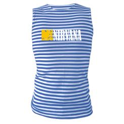 Купити Майка-тільняшка Nirvana смайл