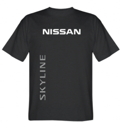 Футболка Nissan Slyline