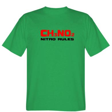 Футболка Nitro Rules
