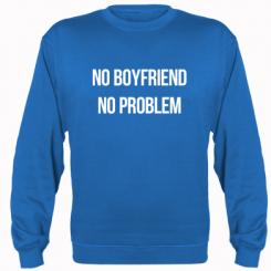 Реглан No boyfriend. No problem
