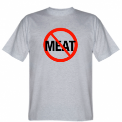 Футболка No Meat
