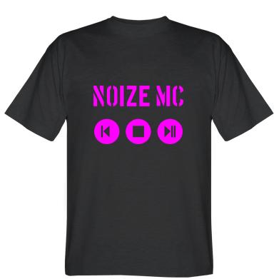 Футболка Noize MC-плеєр