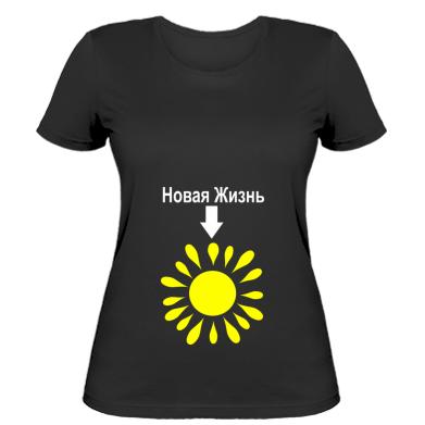 Жіноча футболка Нове життя