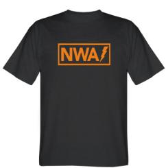 Футболка NWA Flash