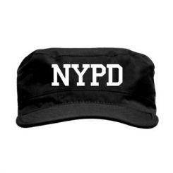 Кепка мілітарі NYPD