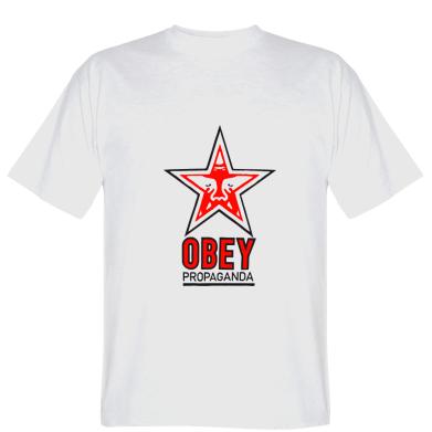 Футболка Obey Propaganda Star