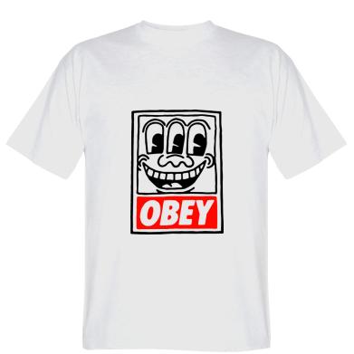 Футболка Obey Smile