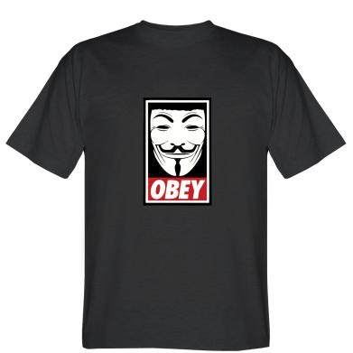 Футболка Obey Vendetta