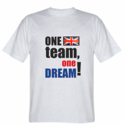Футболка Одна команда, одна мрія!