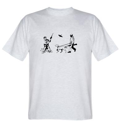 Футболка Охота на утку
