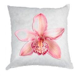 Подушка Орхідея