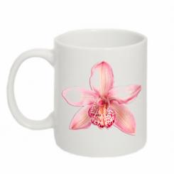 Кружка 320ml Орхідея