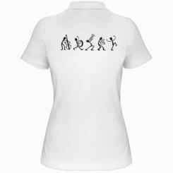 Купити Жіноча футболка поло Оркестр