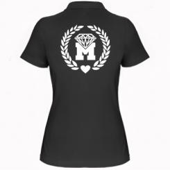 Жіноча футболка поло Покидьки Misfits