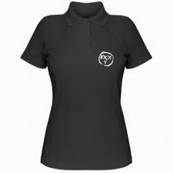 Жіноча футболка поло Oxxxy