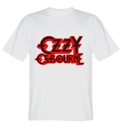 Футболка Ozzy Logo