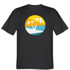 Футболка Palm tree