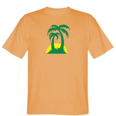 Футболка пальми