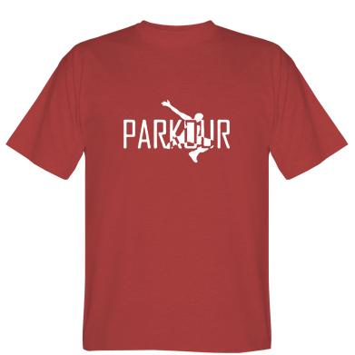 Футболка Parkour Logo