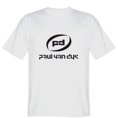 Футболка Paul Van Dyk