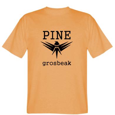 Футболка PINE Grosbeak