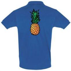 Футболка Поло Pineapple