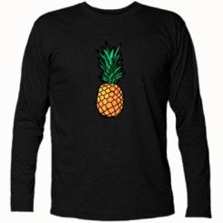 Футболка з довгим рукавом Pineapple