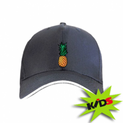 Дитяча кепка Pineapple