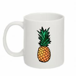 Кружка 320ml Pineapple