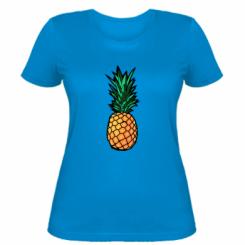 Жіноча футболка Pineapple
