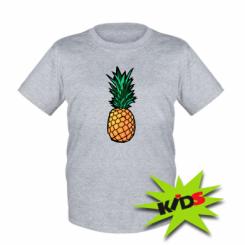 Дитяча футболка Pineapple