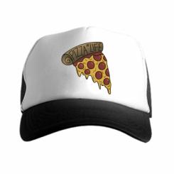 Кепка-тракер Pizza Life