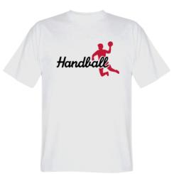 Футболка Play Handball